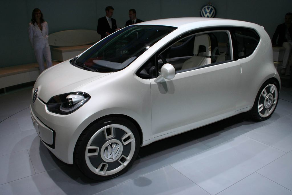VOLKSWAGEN Up ! - Salon de Francfort 2007.com