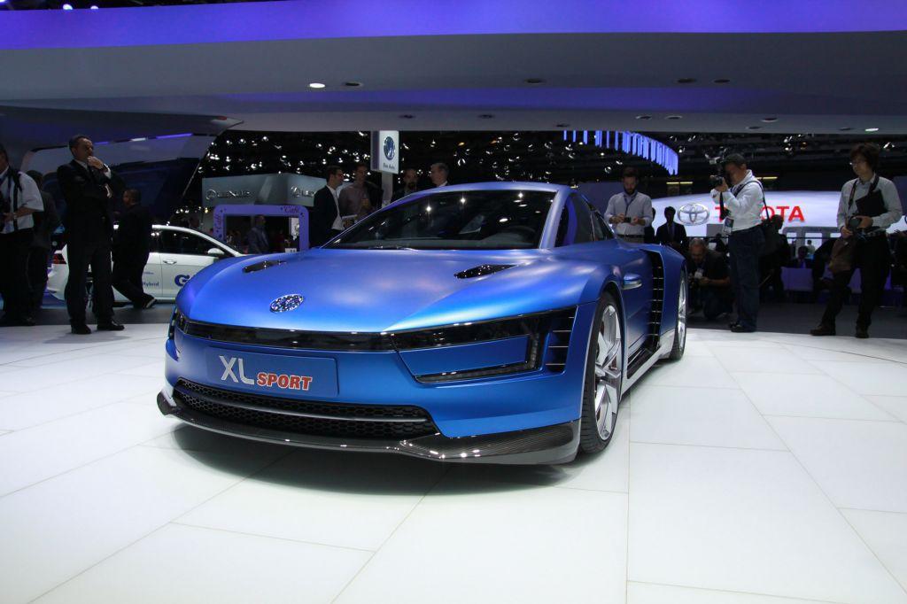 VOLKSWAGEN XL Sport - Mondial de l'Automobile 2014.com