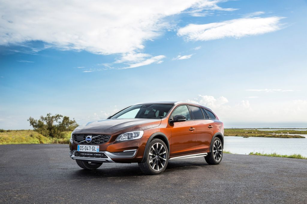 Essai VOLVO V60 Cross Country