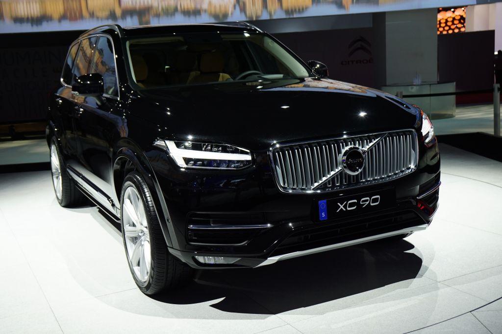 VOLVO XC90 II - Mondial de l'Automobile 2014.com