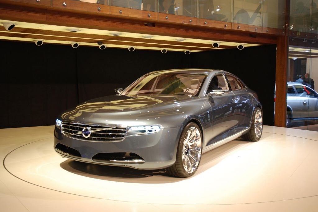 VOLVO You Concept - Salon de Francfort 2011.com