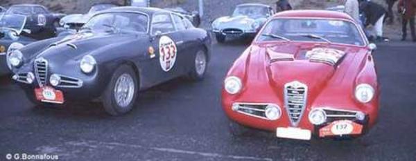 ALFA ROMEO 1900 SS Zagato - Tour Auto 2001   - Page 1.com