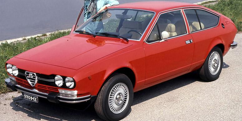 Acheter une ALFA ROMEO Alfetta GT / GTV / GTV6 (1974 - 1987) - guide d'achat