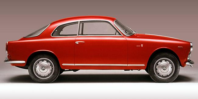 Acheter une ALFA ROMEO Giulietta Sprint (750) (1962-1964) - guide d'achat