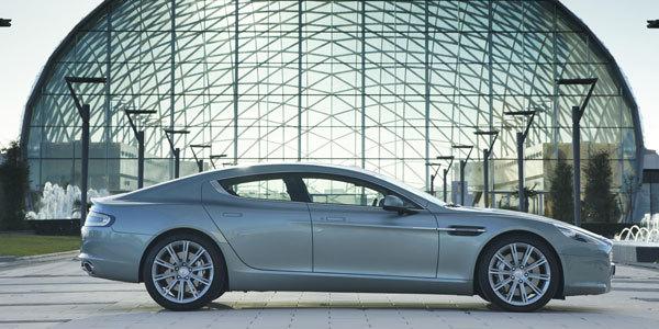 ASTON MARTIN Rapide - Saga Aston Martin  .com