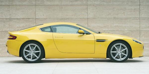 ASTON MARTIN V8 et V12 Vantage - Saga Aston Martin  .com