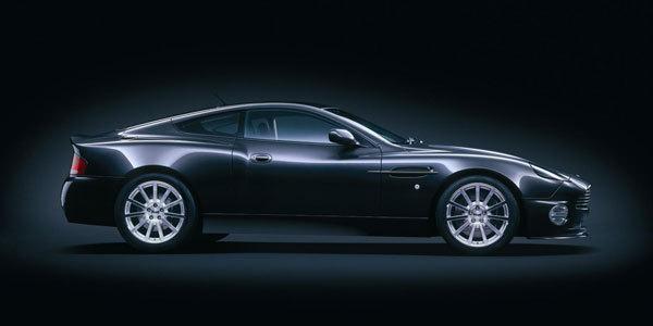 ASTON MARTIN V12 Vanquish (2001-2007) - Saga Aston Martin  .com