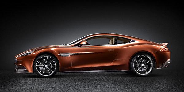 ASTON MARTIN Vanquish (2012) - Saga Aston Martin  .com