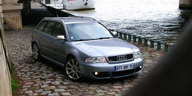 Acheter une AUDI RS4 (2000-2002) - guide d'achat