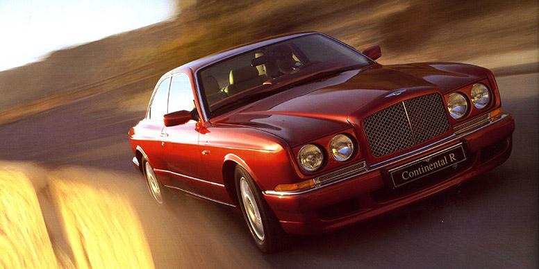 Acheter une BENTLEY Continental R (1991 - 2003) - guide d'achat