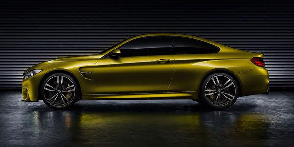 BMW Concept M4 Coupé - .com