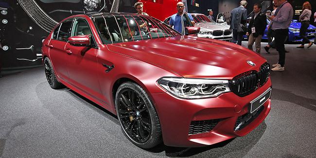 BMW M5 - .com