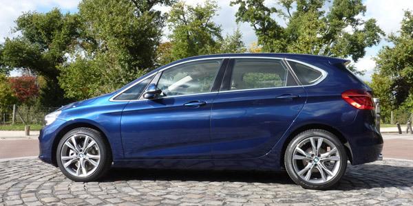 BMW Série 2 Active Tourer - Quand BMW anoblit le monospace .com