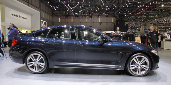 BMW Série 4 Gran Coupé - .com