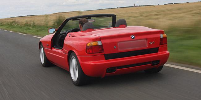 Acheter une BMW Z1 - guide d'achat