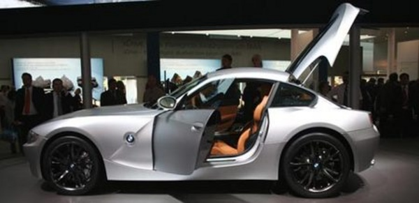 bmw z4 coup page 1. Black Bedroom Furniture Sets. Home Design Ideas