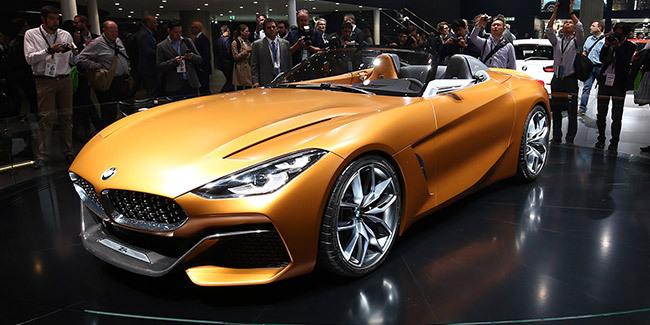 BMW Z4 Concept - Simplicité et raffinement .com