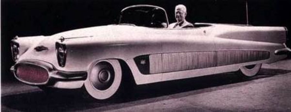 BUICK XP-300 - Les concept cars de la General Motors   - Page 1.com