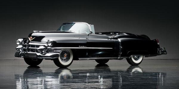 CADILLAC Eldorado 1953 - Saga Cadillac Eldorado   - Page 1.com