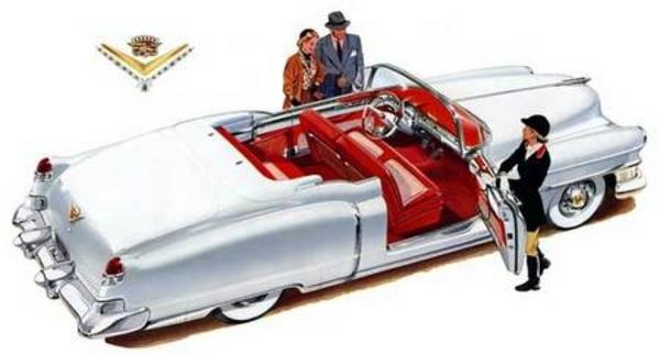 CADILLAC Eldorado 1953 -  - Page 2.com