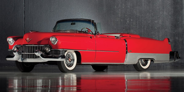 CADILLAC Eldorado 1954-1959 - Saga Cadillac Eldorado   - Page 1.com