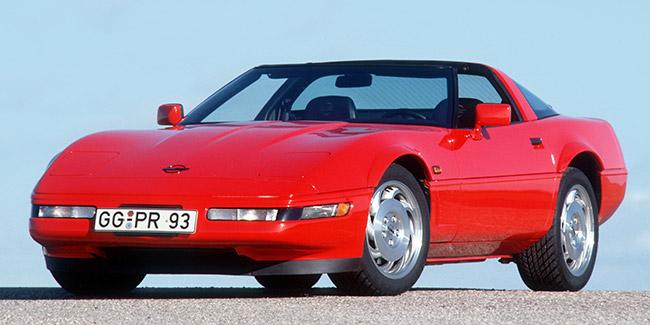 Acheter une CHEVROLET Corvette C4, superbe oubliée - guide d'achat