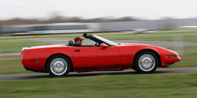 Acheter une CHEVROLET Corvette C4 (1984-1996) - guide d'achat