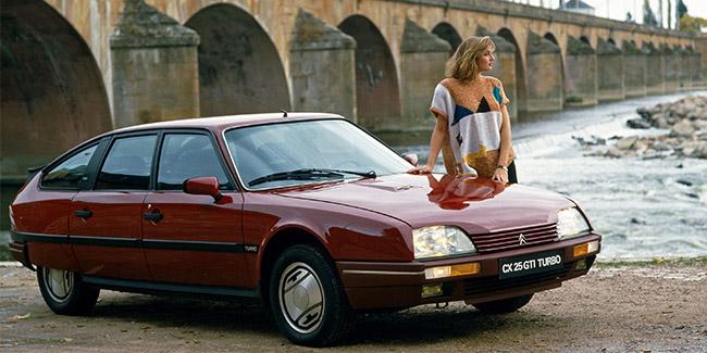 Acheter une CITROEN CX GTI/Prestige Turbo (1984 - 1989) - guide d'achat
