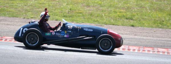 COOPER Bristol T23 F2 - Grand Prix de l'Age d'Or 2008   - Page 1.com