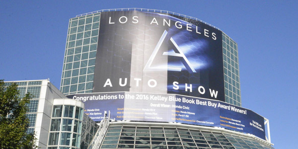 Salon de Los Angeles 2015 - Diaporama de 18 photos.com