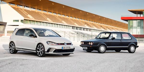 VOLKSWAGEN Volkswagen Golf GTI : 40 ans de sportivité - Diaporama de 22 photos.com