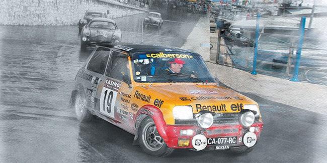 Rallye Monte-Carlo Historique 2016 - Diaporama de 21 photos.com