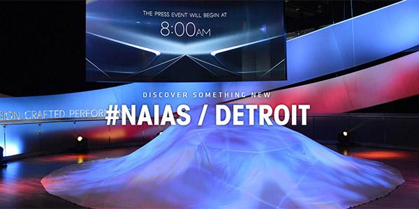 Salon de Detroit 2017 : vague de froid - Diaporama de 20 photos.com