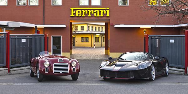 FERRARI 70 ans Ferrari - Diaporama de 16 photos.com