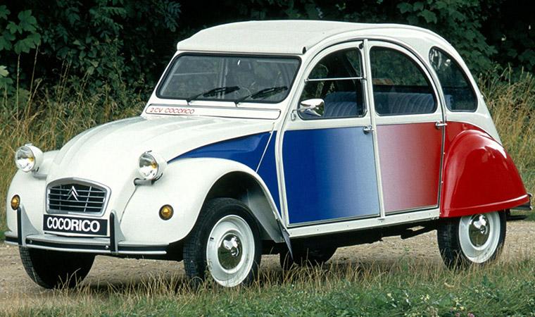 Les voitures qui ont marqué les Français - Diaporama de 16 photos.com
