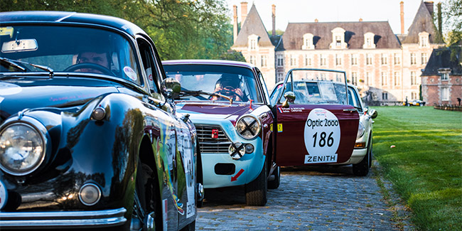 Tour Auto 2018 : manège enchanté - Diaporama de 22 photos.com
