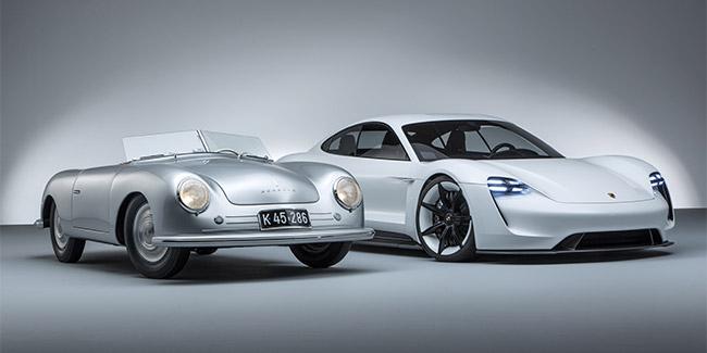 PORSCHE Porsche, 70 ans de légende - Diaporama de 31 photos.com