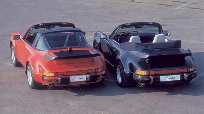 PORSCHE La saga des Porsche 911 découvrables - Diaporama de 20 photos.com