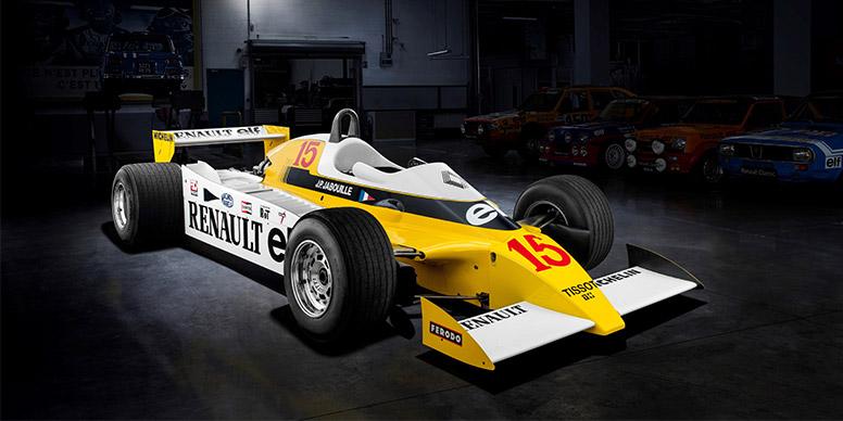 RENAULT 40 ans de victoires en turbo pour Renault - Diaporama de 13 photos.com