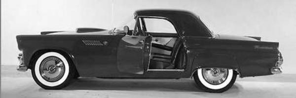 Historique de la Thunderbird - Cinquantenaire Thunderbird  Histoire - Page 2.com