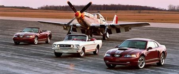La genèse du mythe Mustang - Saga Ford Mustang  Histoire - Page 1.com