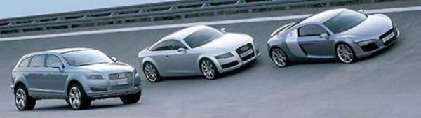 Le Single Frame - Le nouveau visage Audi  Reportage - Page 1.com
