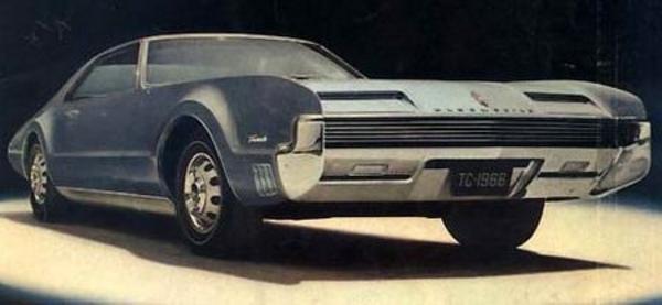 Les traction avant américaines - Oldsmobile Toronado  Histoire - Page 1.com