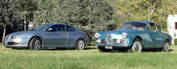 Le coupé GT : digne héritière d'une lignée - Alfa Romeo GT, la tradition en héritage  Reportage - Page 1.com