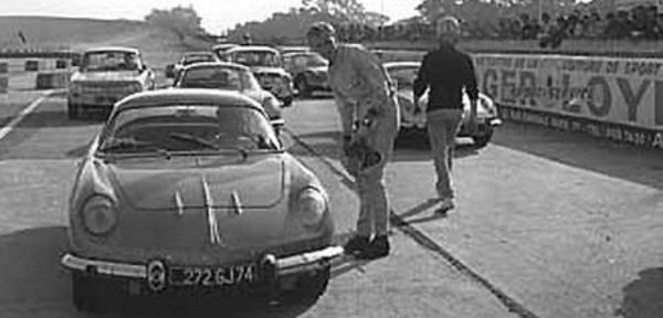 La berlinette 1961 - 1972 - 1965 : un seul modèle et quatre versions Saga Alpine A 110  Histoire.com