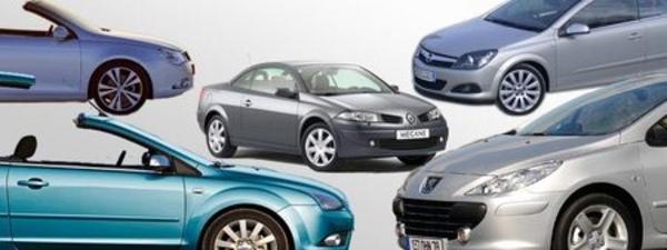 Comparatif coupé cabriolet 4 places - Quel coupé-cabriolet 4 places choisir ?  Compte-rendu.com