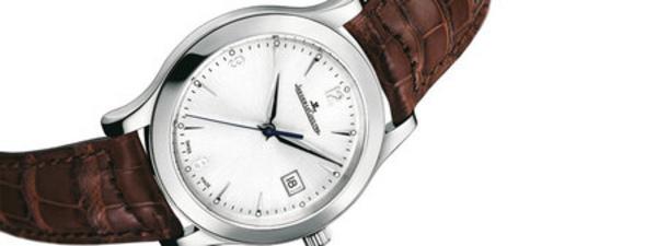 Horlogerie : dossier fête des pères - Jaeger-LeCoultre Master Control Horlogerie.com