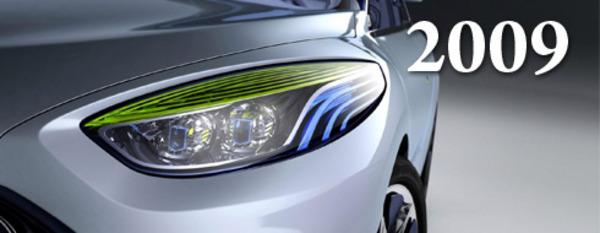 Retrospective 2009 : un univers automobile chamboulé - Diaporama de 20 photos.com