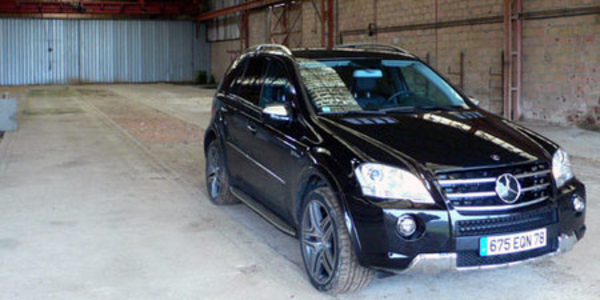 BMW X5M / Mercedes ML63 AMG