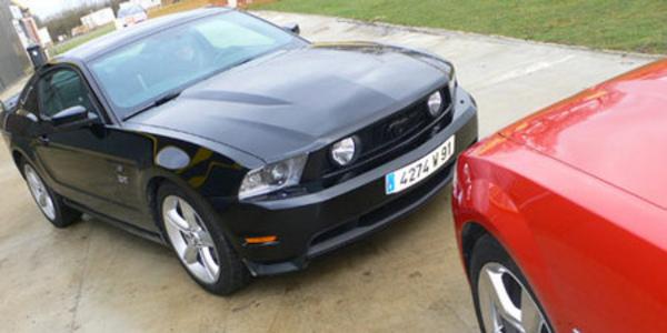 Chevrolet Camaro / Ford Mustang GT - Notre avis Comparatif auto.com